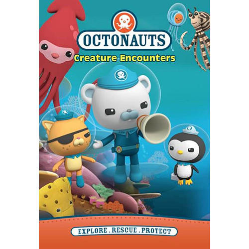 Octonauts: Creature Encounters DVD
