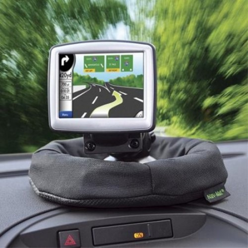 Bracketron Nav-Mat Portable Dash Mount for GPS Devices - UFM-100-BL