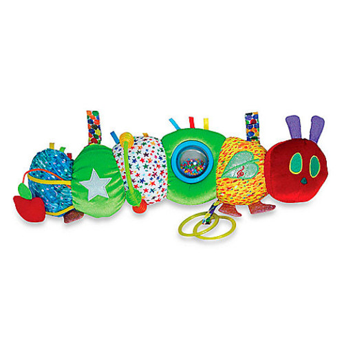 Kids Preferred Eric Carle The Very Hungry Caterpillar Attachable Activity Caterpillar