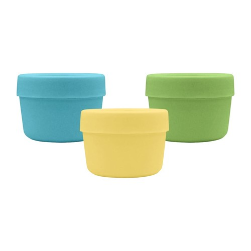 Green Sprouts by i play. 3-pk. Sprout Ware Snack Cup
