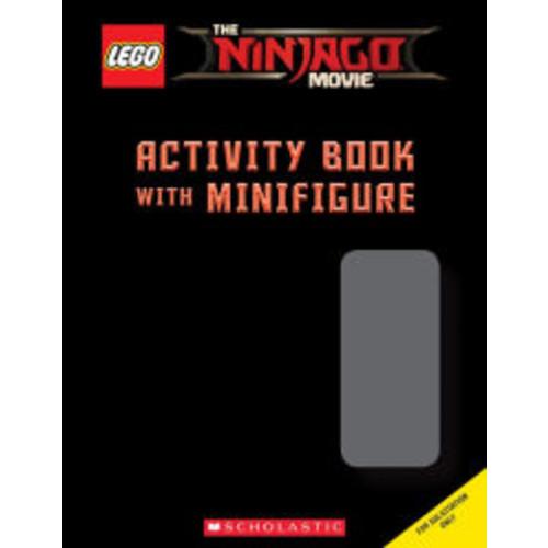 Garmadon Attack! (The LEGO NINJAGO MOVIE: Activity Book with Minifigure)