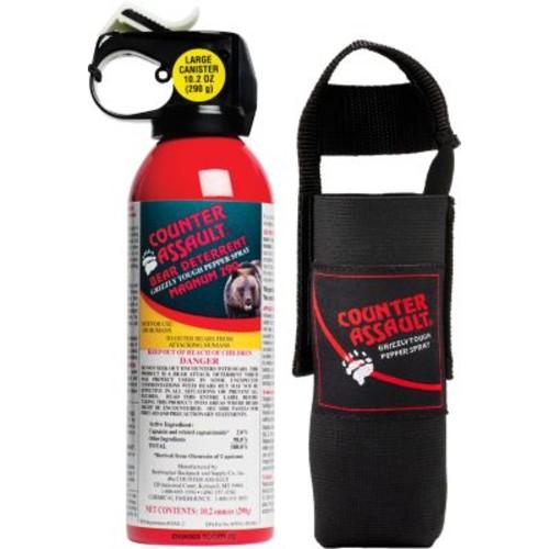 Counter Assault 10.2-oz. Bear Deterrent Spray with Holster