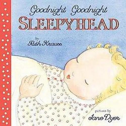 Goodnight Goodnight Sleepyhead (Board)