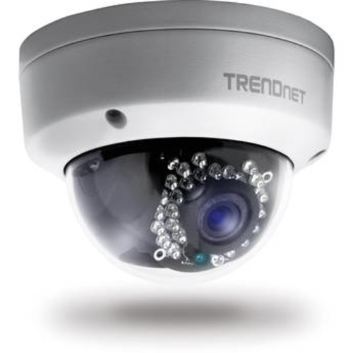 4MP Day/Night IR Dome Camera with 2.8mm Fixed Lens