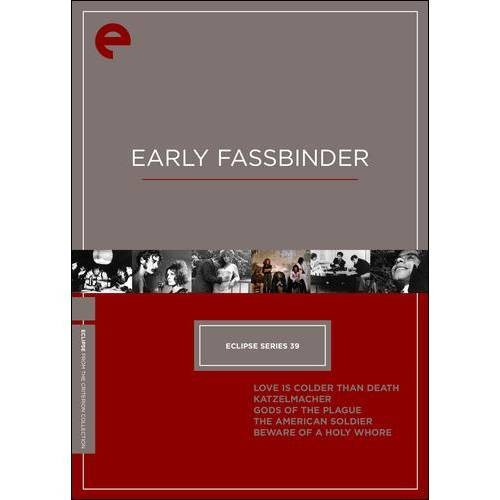Early Fassbinder [Criterion Collection] [5 Discs] [DVD]