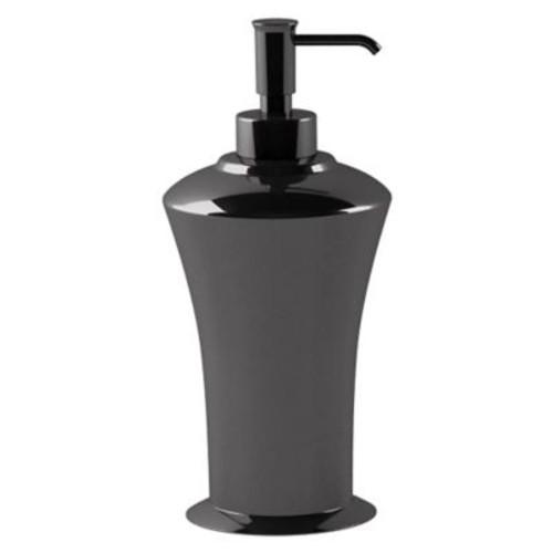NU Steel Elegant Soap & Lotion Dispenser