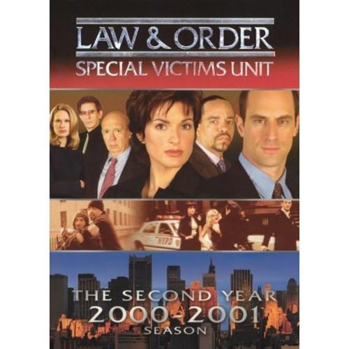 Law & order:Svu season 2 (DVD)