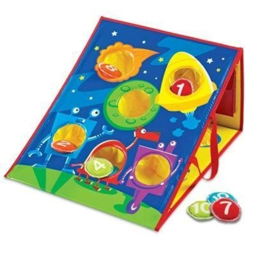 Learning Resources Smart Toss Game, 4 Different Games