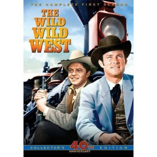 The Wild Wild West: The Complete First Season [Anniversary Edition] [3 Discs]