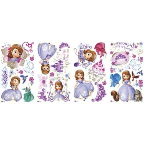 Disney RoomMates Sofia the First Wall Decals