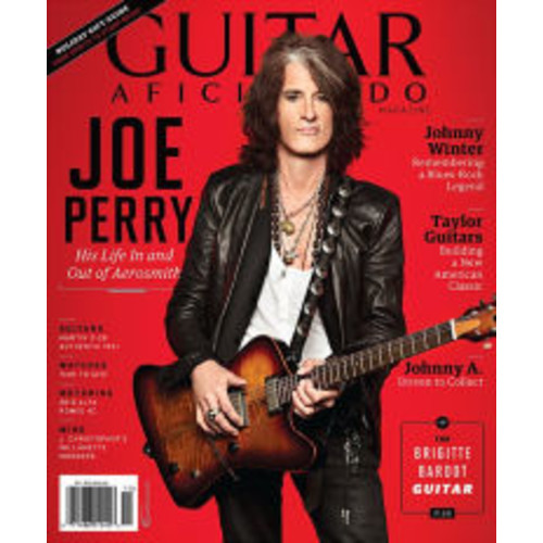Guitar Aficionado - One Year Subscription
