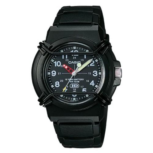 CASIO Men's HDA600B-1BV 10-Year Battery Sport Watch