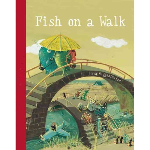 Fish On A Walk