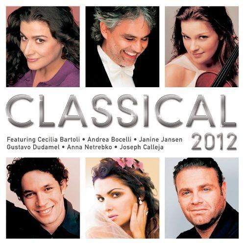Classical 2012 - Various - CD