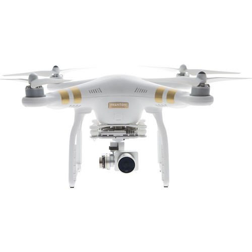 DJI Phantom 3 Professional Quadcopter 4K UHD Video Camera Drone [Quadcopter Only]