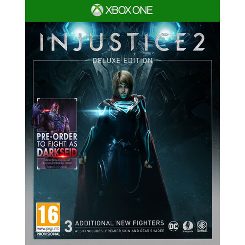 Injustice 2: Deluxe Edition Xbox One
