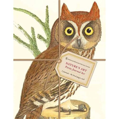 Nature's Art Petite Journal Set (Notebook / blank book)