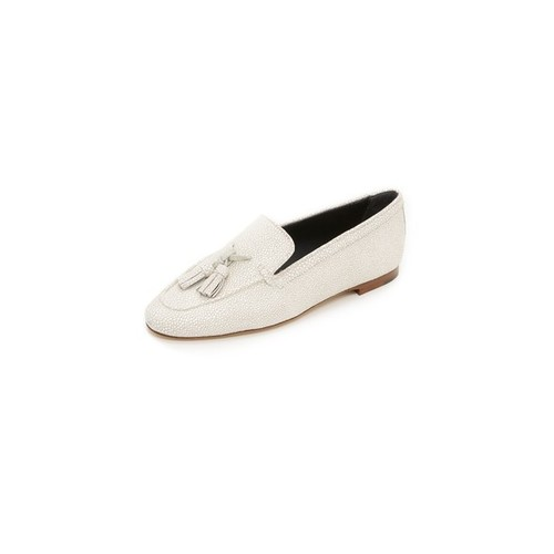 Connie Tassel Loafers