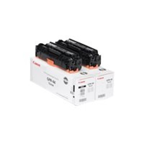 Canon GPR-44 - 2-pack - black - original - toner cartridge - for Color imageRUNNER LBP5280 (2662B009AA)