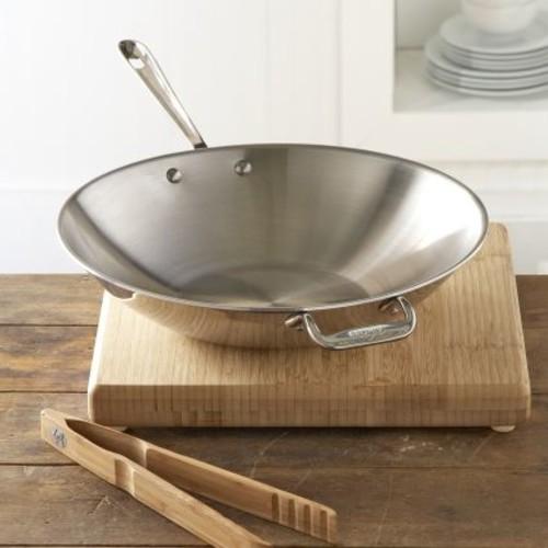All-Clad Stir-Fry Pan, 14
