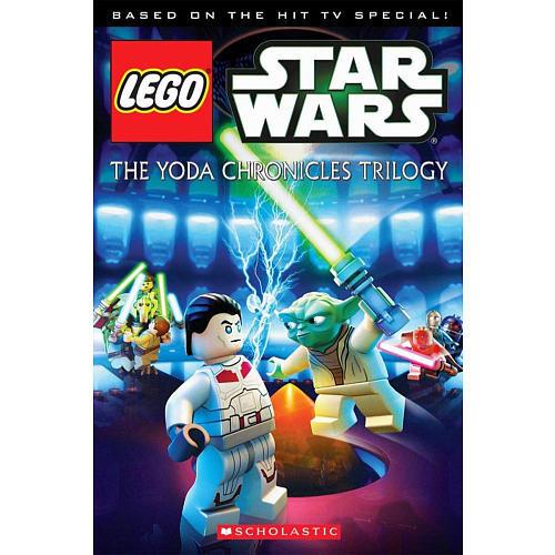 LEGO Star Wars: The Yoda Chronicles Trilogy