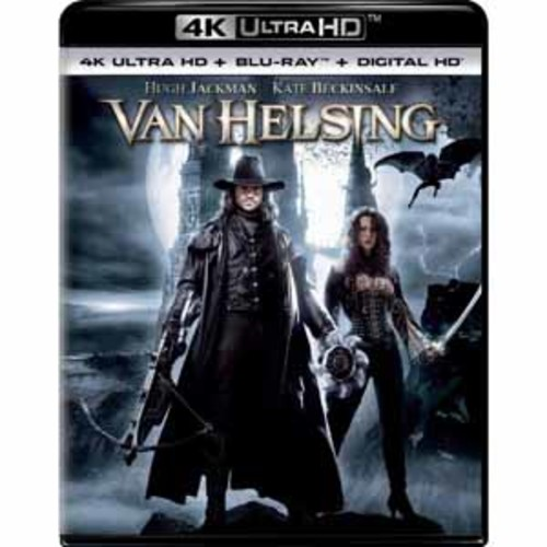Van Helsing [4K UHD] [Blu-Ray] [Digital HD]