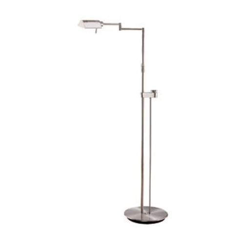 Slide Line Dimmer Floor Lamp [Finish : Satin Nickel]
