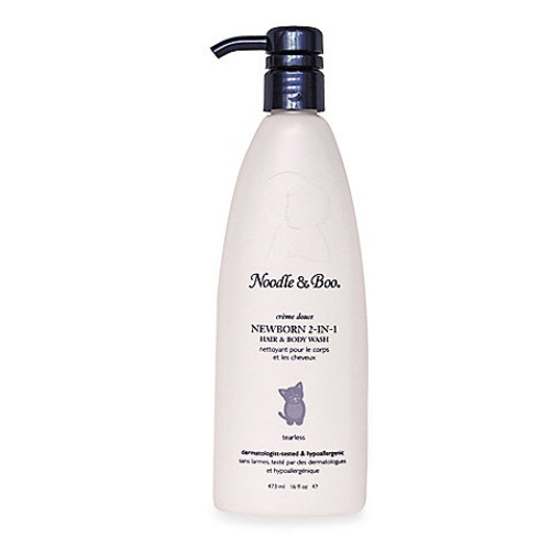 Noodle & Boo Newborn 16 fl. oz. 2-in-1 Hair & Body Wash