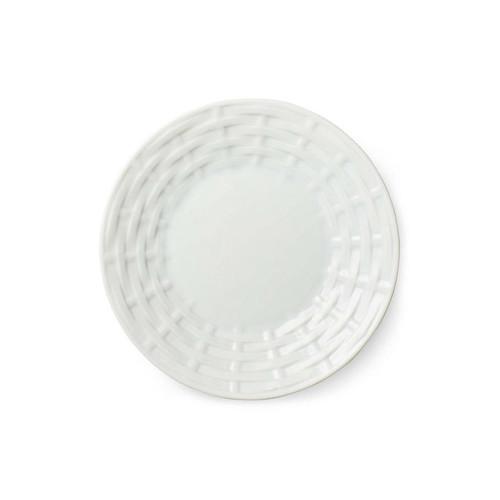 Belcourt Bread & Butter Plate, White