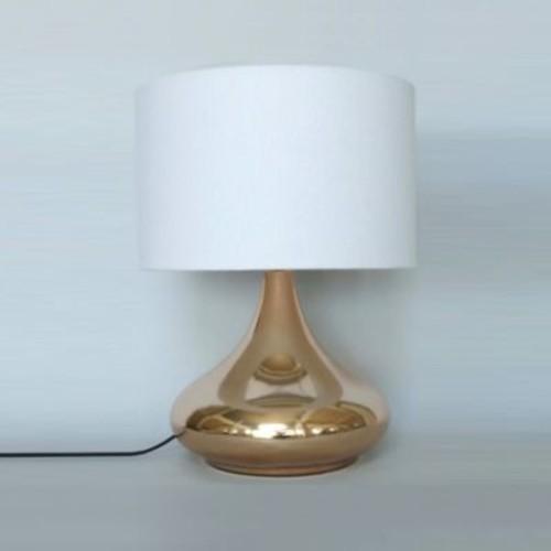 NU Steel 15'' Table Lamp