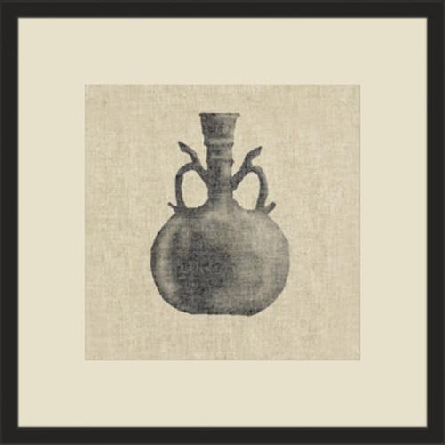 Pretty Urn X Framed Graphic Art