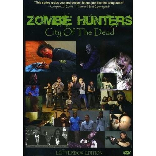 Zombie Hunters: City of the Dead, Season One, Vol. 1 [DVD]