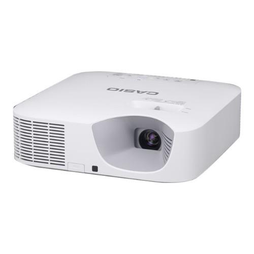 Casio Advanced XJ-F10X - DLP projector - 3300 ANSI lumens - XGA (1024 x 768) - 4:3 - HD (XJ-F10X)