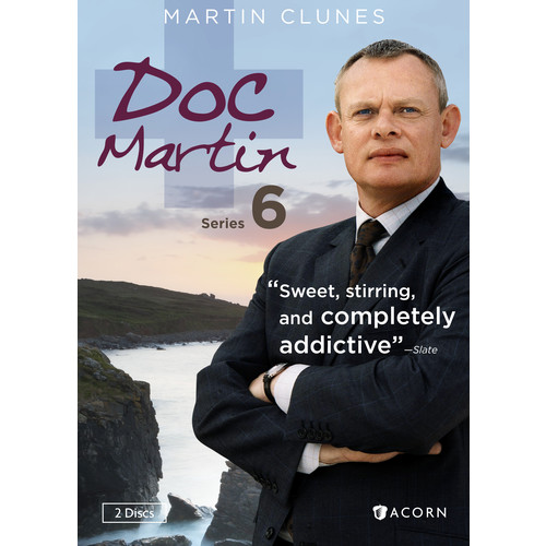 Doc Martin Series 6 (DVD)
