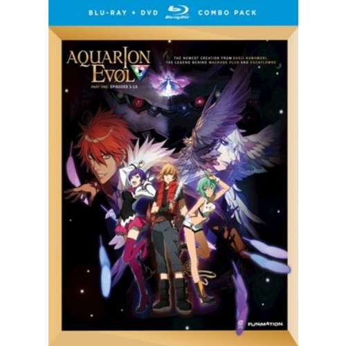 Aquarion Evol: Part 1 [2 Discs] [Blu-ray/DVD]