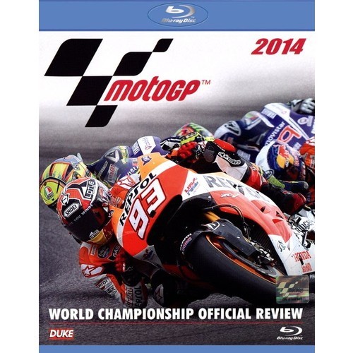 MotoGP World Championship Official Review 2014 [Blu-ray] [2014]