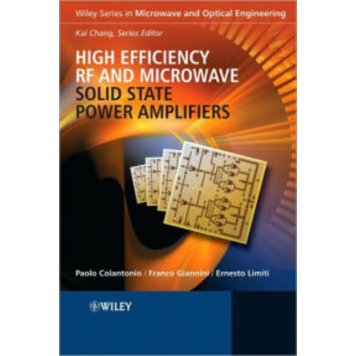 High Efficiency RF and Microwave Solid State Power Amplifiers / Edition 1