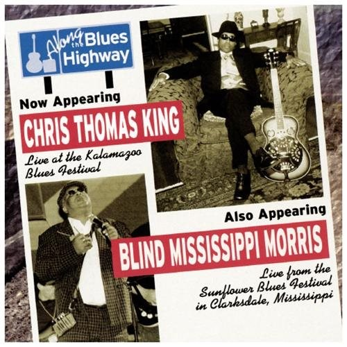 Along The Blues Highway CD