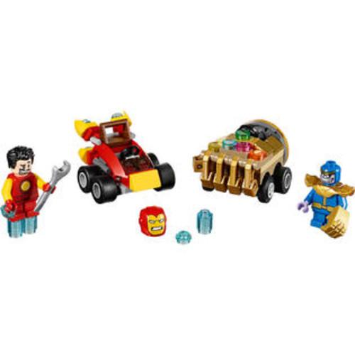 LEGO Marvel Super Heroes Mighty Micros: Iron Man vs. Thanos (76072)