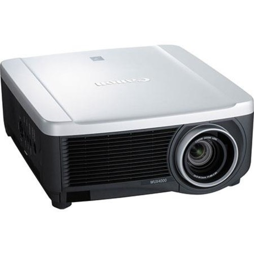 Canon REALiS WUX4000 Pro AV WUXGA LCoS Projector & Lens Kit 4964B027