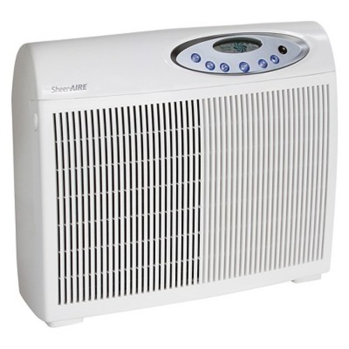 SheerAIRE Quiet Large Room HEPA Air Purifier AC-2045DC