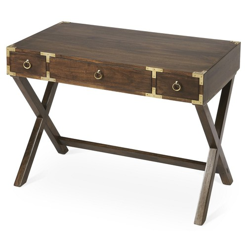 Erica Writing Desk, Brown