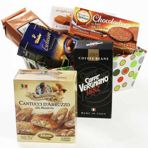 Coffee Break Coffee Gift Basket