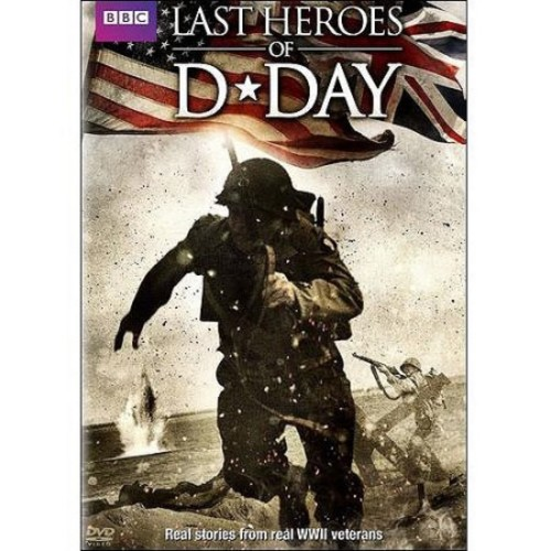 Last Heroes of D-Day (DVD)