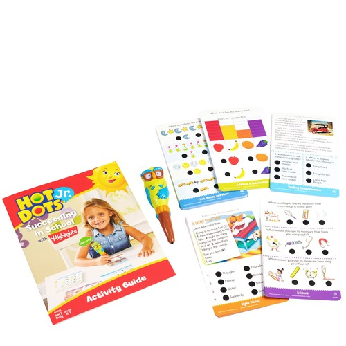 Educational Insights Hot Dots Jr. Succeeding inSchool Set