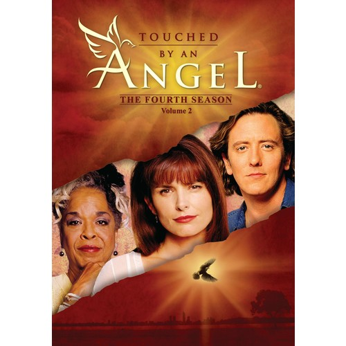 Touched by an Angel: The Fourth Season, Vol. 2 [4 Discs] [DVD]