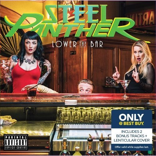 Lower the Bar [Only @ Best Buy] [CD] [PA]