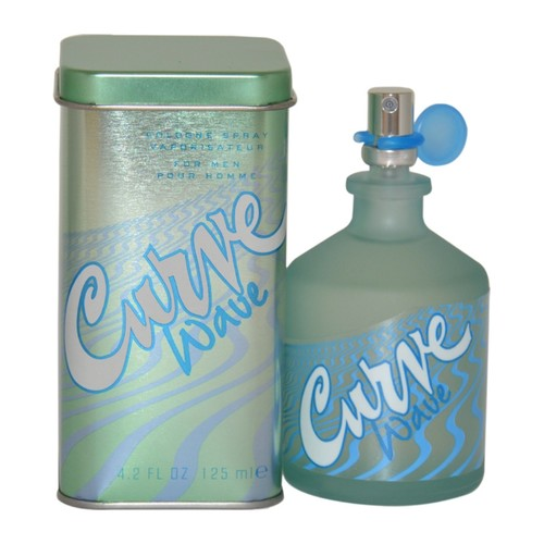 Liz Claiborne Curve Wave by for Men - 4.2 oz Cologne Spray