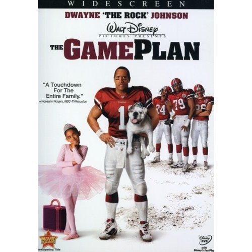 Buena Vista Home Entertainment The Game Plan