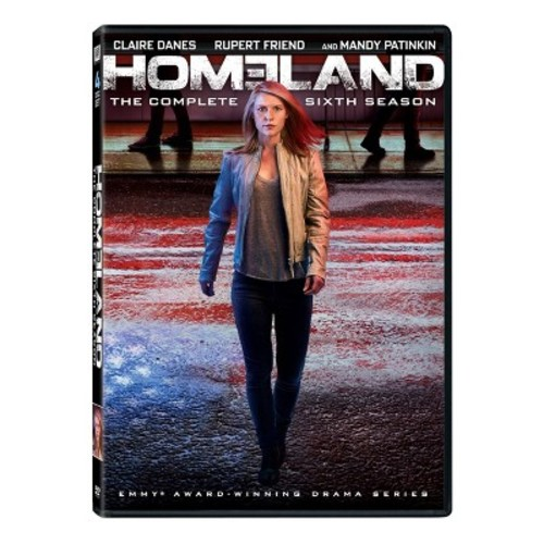 Homeland: Season 6 (DVD)